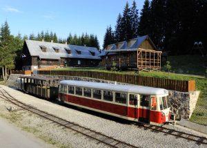 Železnica Oravská Lesná