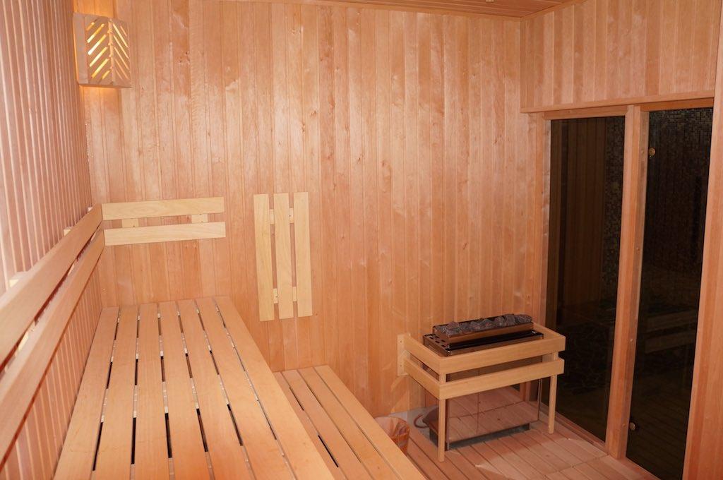 sauna Ruská Baňa