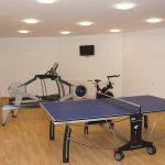 Fitness cesntrum - stolný tenis